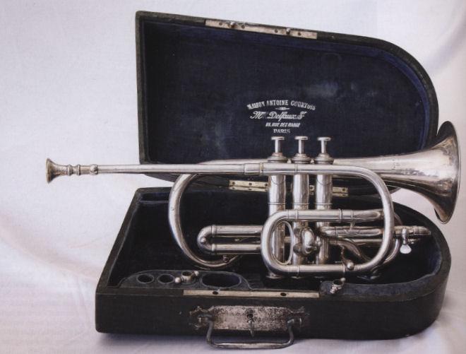 Antoine Courtois cornet