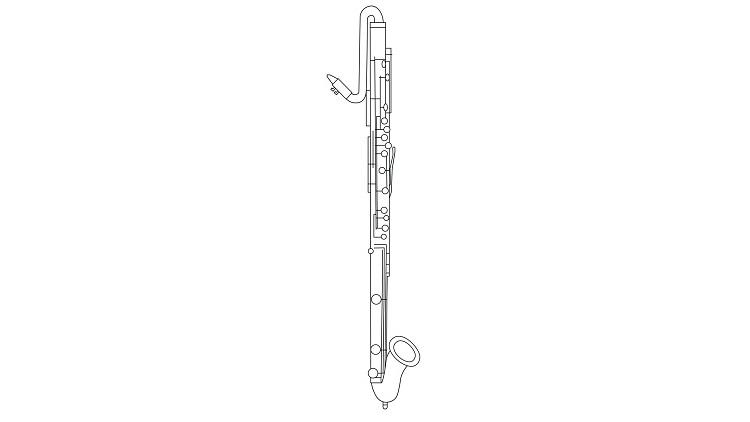 Contra Alto Clarinet