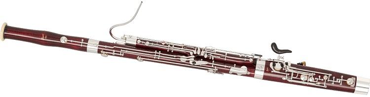 Puchner Model 23 Bassoon