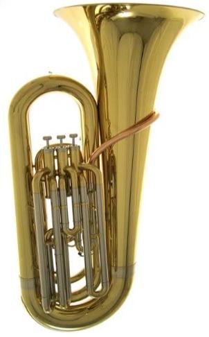 Vento VETU5200 500 Series Model 5200 ¾ Size BBb Tuba