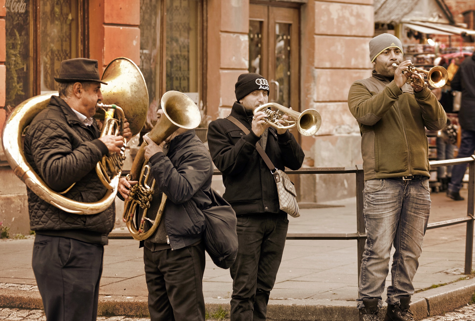 History and Types of Tubas