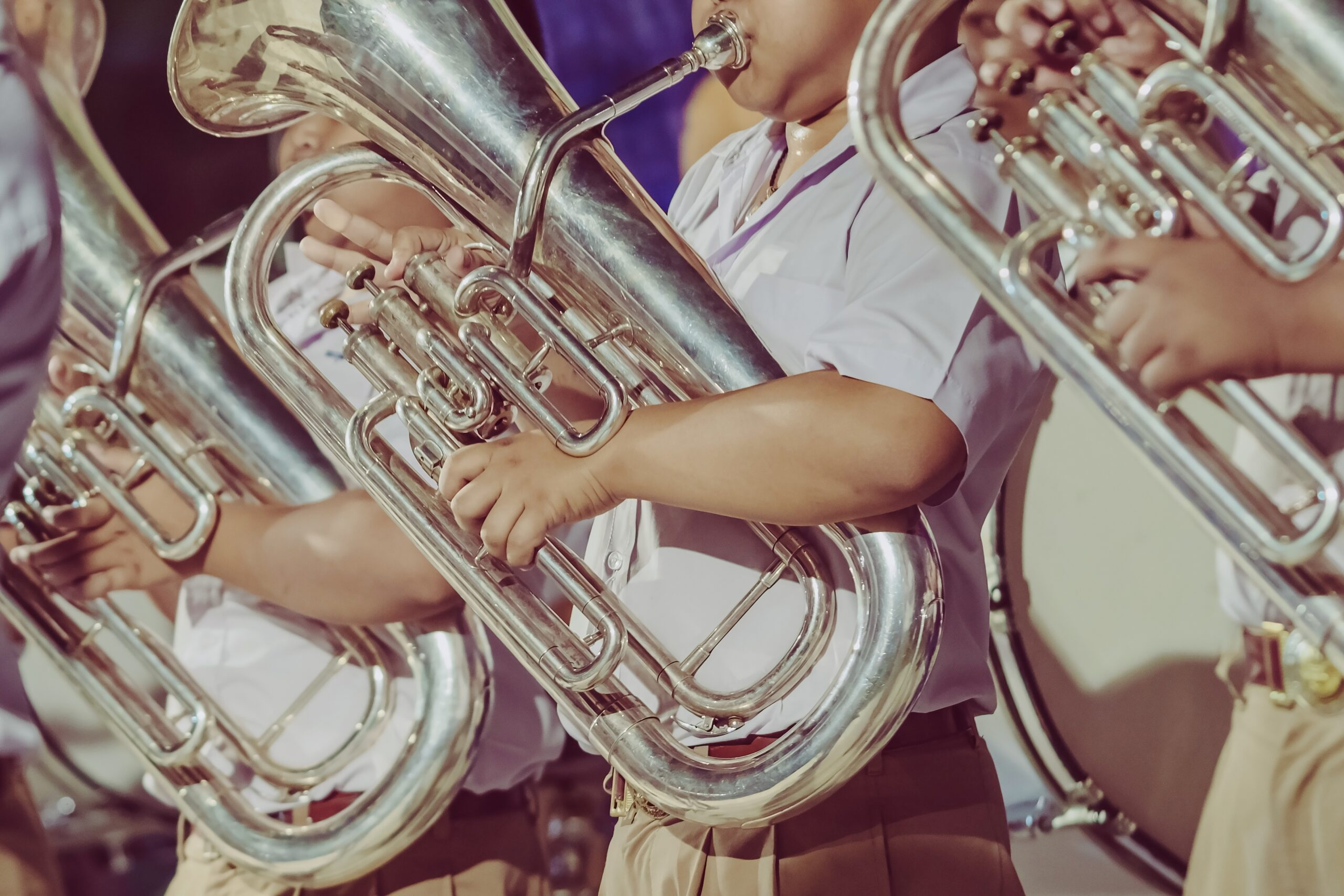History and Types of Tubas: the tuba