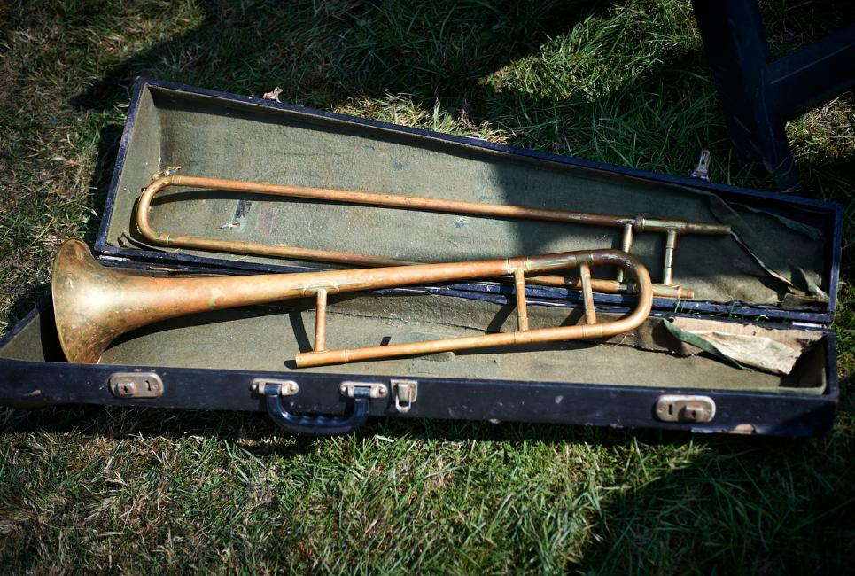 Types of Trombones