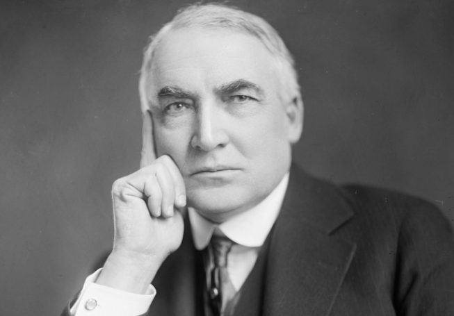 Warren. G. Harding