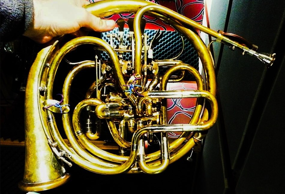Cornford S3 Compensating Triple Horn