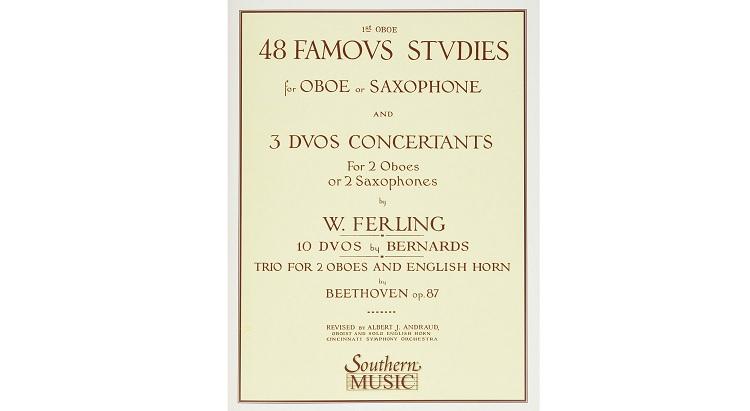 Ferling 48 Famous Studies