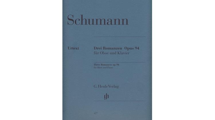 Schumann 3 Romances