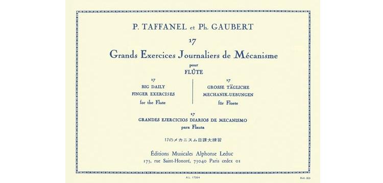 Taffanel and Gaubert 17 Daily Exercises