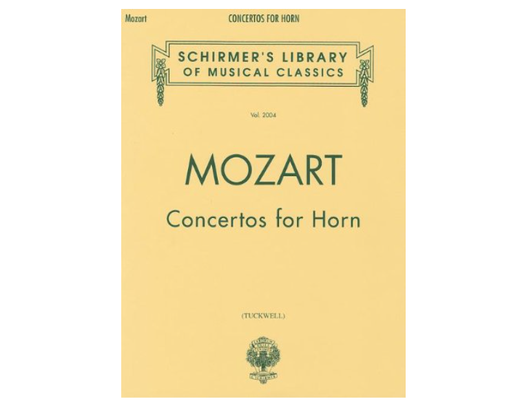 Mozart Concertos for Horn