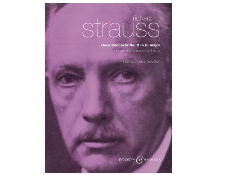 Richard Strauss Horn Concerto No. 2 in Eb Major